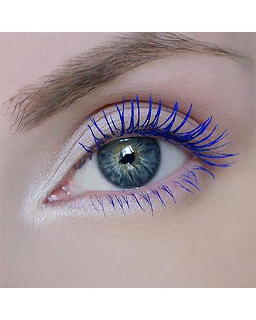 СИЯНА «Яркий образ» – объем, длина, разделение, синяя